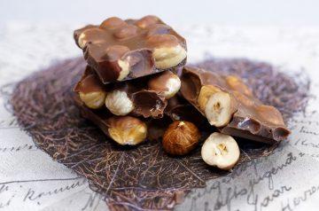 Chocolate Nut Sauce