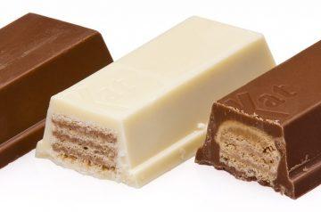 Chunky Chocolate Bars