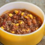 Chunky Taco Soup