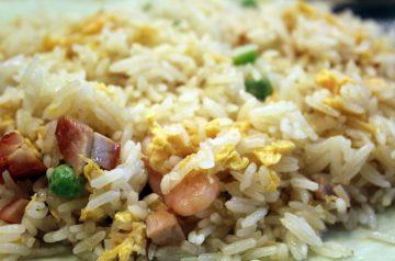Classical Chinese Fried Rice - Yang Zhou Chao Fan