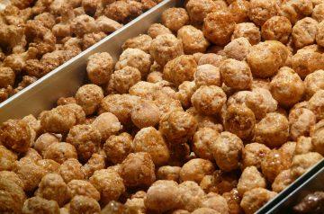 Coconut Truffles With Macadamia Nuts