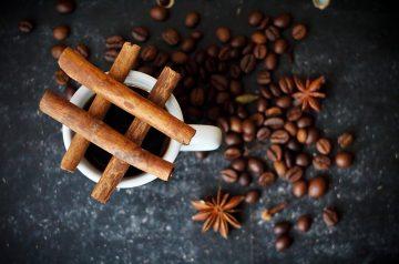 Cinnamon Coffee Bars Betty Crocker 1957