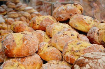 Cranberry Walnut Bread (no Sugar Added)
