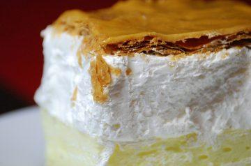 Creamy Caramel Treasure Brownies