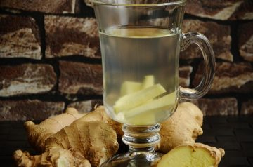 Cure-All Ginger Tea