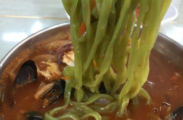 Bow Tie Noodles and Sauerkraut or Hluski Noodles :)