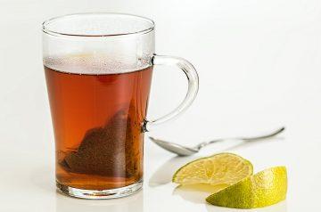 Dar's Lemon Tea Squares