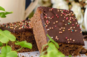 5 Min Chocolate Tart