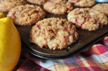 Diet Cranberry Muffins