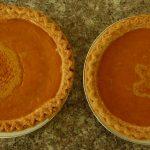 Diet Pumpkin pie