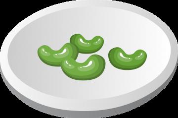 Drago's Creamy Lima Beans