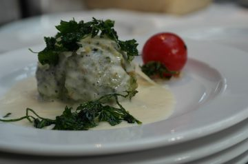 Bleu Cheese Sauce for Meatballs