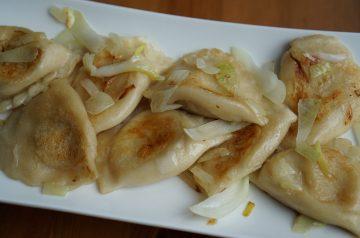 Pierogi Skillet Dinner