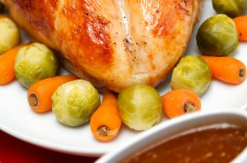 Easy and Rich Turkey Gravy
