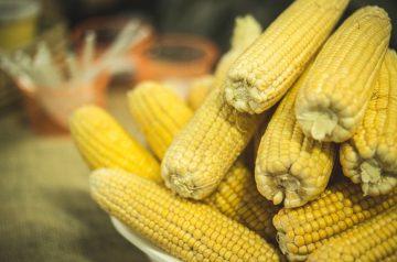 Easy Baked Corn
