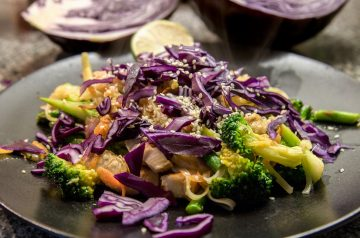 Easy Stir-Fried Zucchini and Garlic