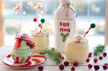 No- Egg Eggnog