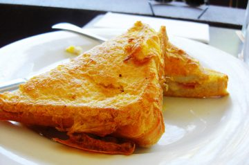 Egg-White French Toast