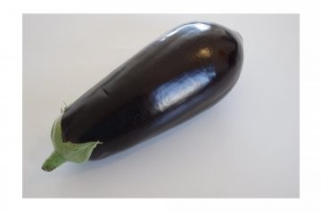 Layered Mediterranean Mozzarella Eggplant (Aubergine)  Bake