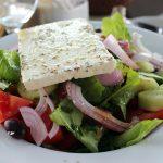 Watercress, Beef and Feta Salad