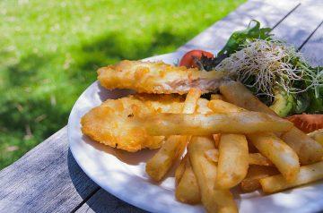 Aussie Beer Batter Fish