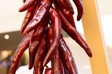 Fish in Spicy Pecan Sauce