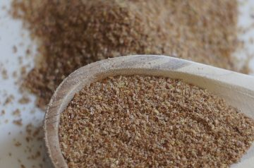 Flax Meal Cinnamon Muffins - South Beach