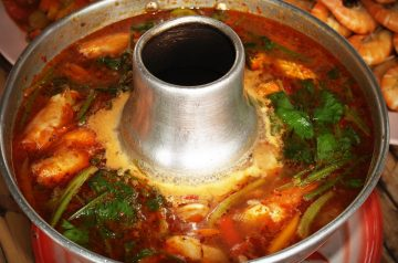 Flexible Thai Soup