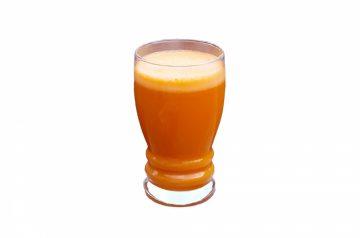 Fresh Vegetable Juice Cocktail