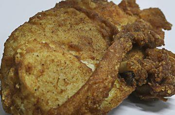 Breaded Chicken Melt