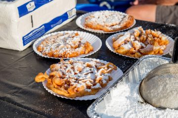 Carnival Funnel Cake Mix