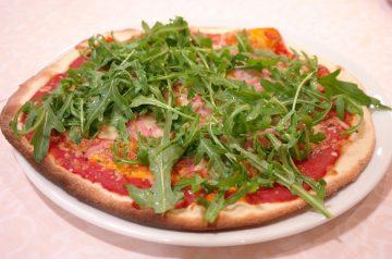 Garden Vegetable Pizza