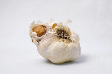 Garlic and Lemon Grilled Vegetables