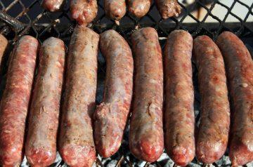 Glamorgan Sausages (welsh Veggie Sausages)
