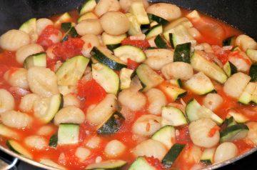 Gnocchi With Zucchini