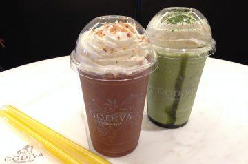 Godiva Chocolate Raspberry Latte