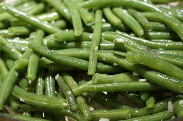 Green Beans With Garlic Powder