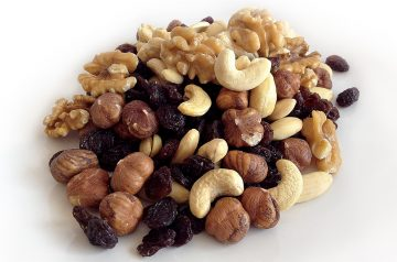 Almond and Raisin Pilaf