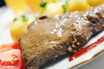 Healthy Beef or Chicken Gravy