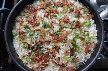 Herbed Basmati Pilaf