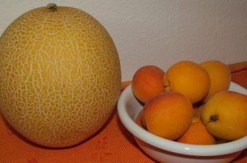 Lime Ginger Honeydew