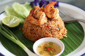 Hot and Sour Shrimp