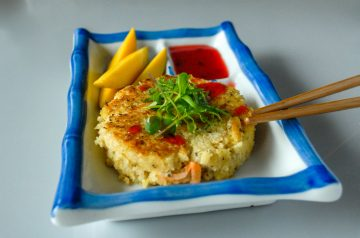 Hot Crab Spread Appetizer