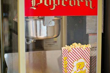 I Can't Believe Its Not Real Popcorn!