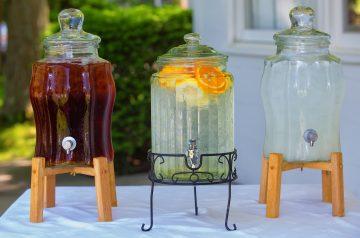 Spiced Tea Lemonade