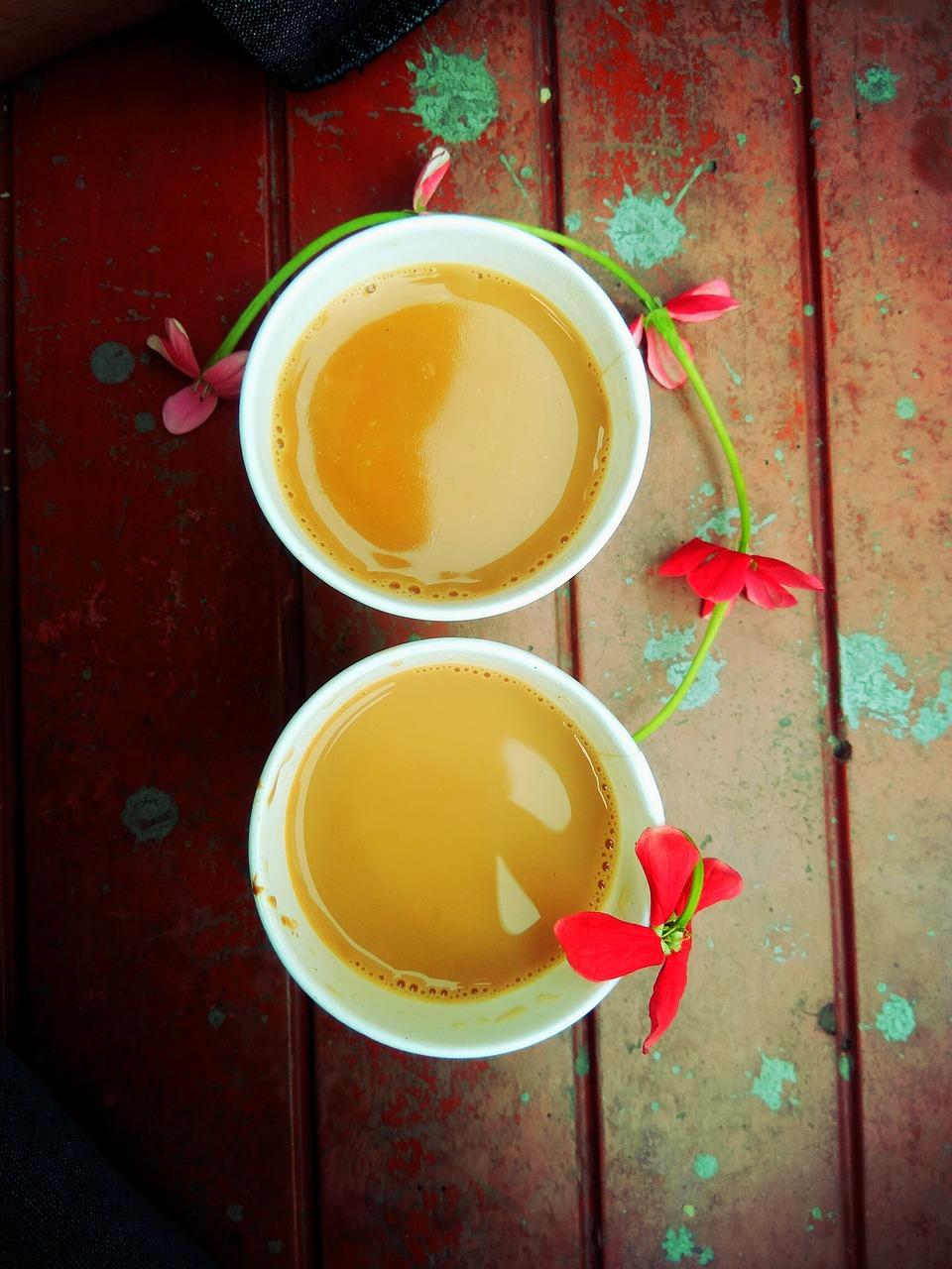 Iced Chai Tea