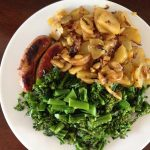 Ziti With Sausage and Broccoli