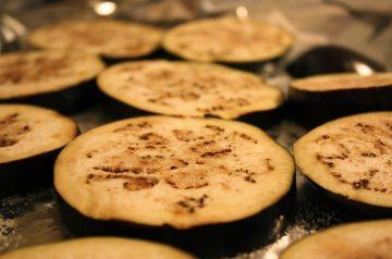 Italian Eggplant (Aubergine) Tofu Bake