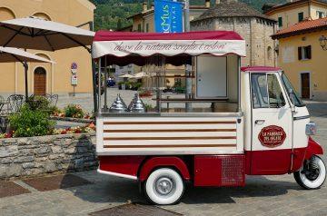 Tiramisu Ice Cream 1998 ( Italy)