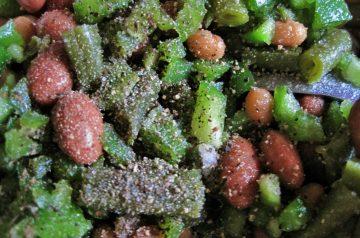 Jan's Bean Salad